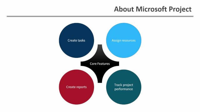About Microsoft Project