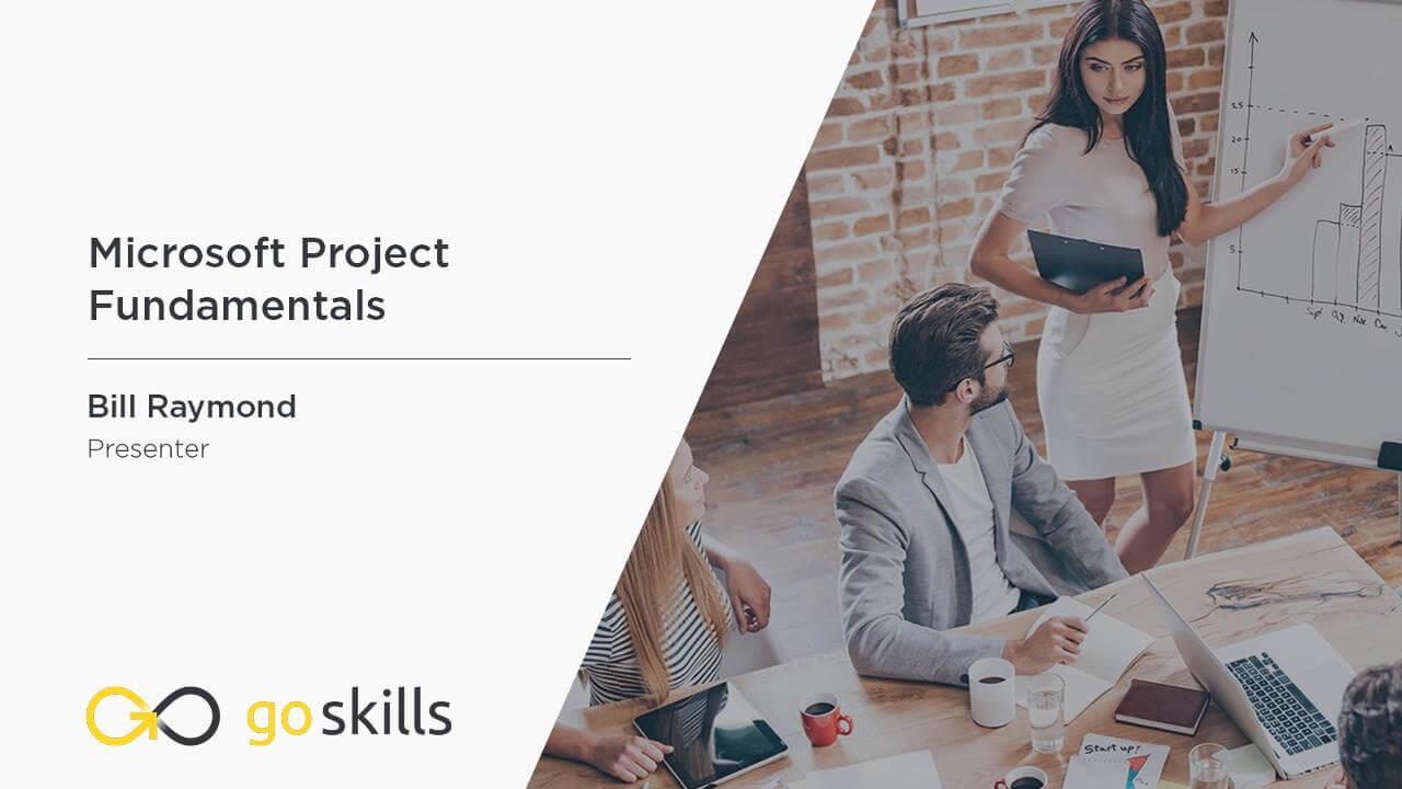 Microsoft Project Fundamentals