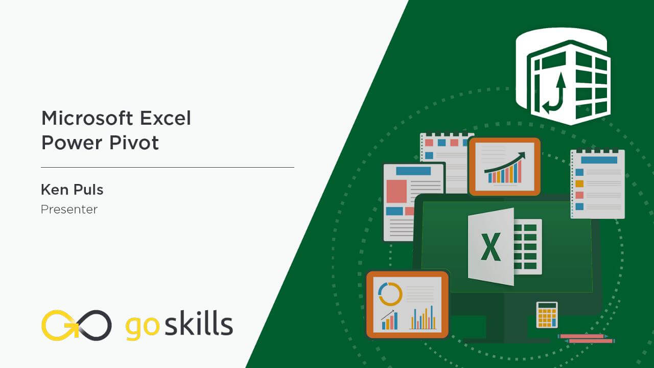 Microsoft Excel - Power Pivot