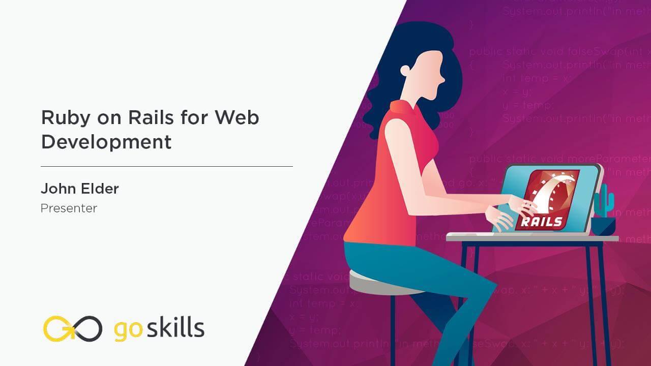 Ruby on Rails for Web Development