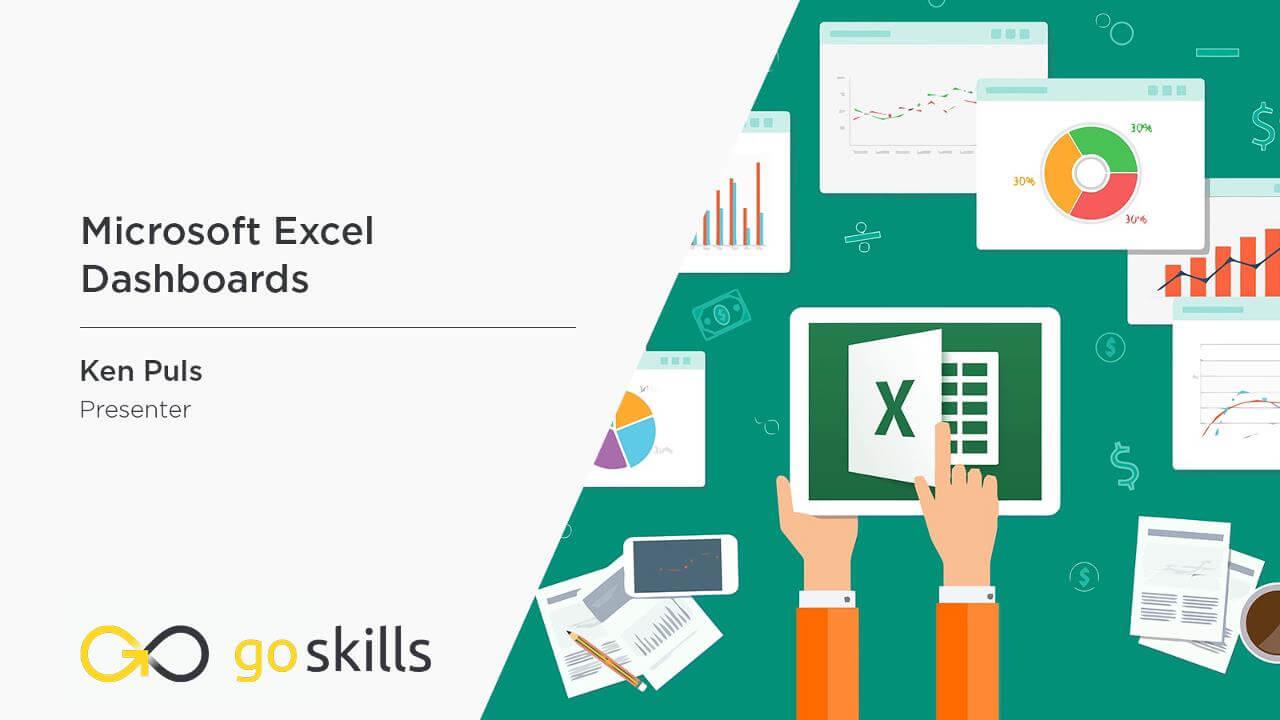 Microsoft Excel - Dashboards