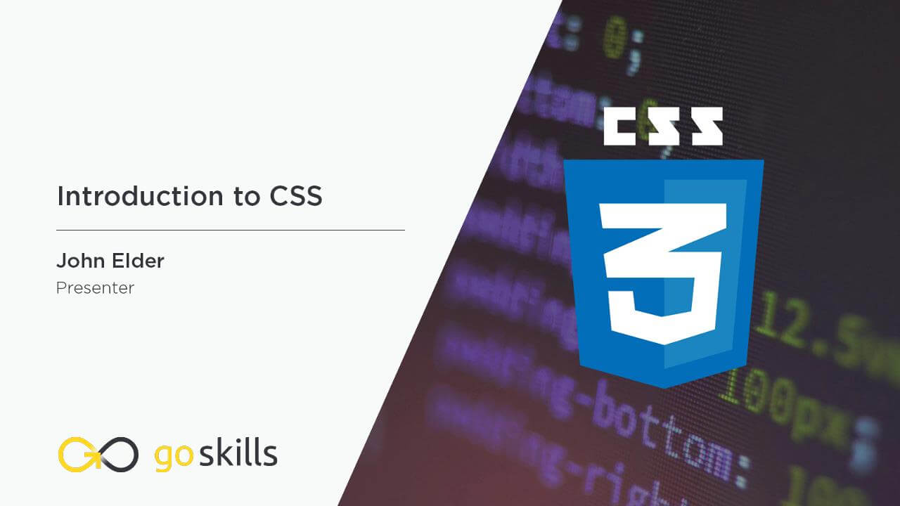 Introduction to CSS